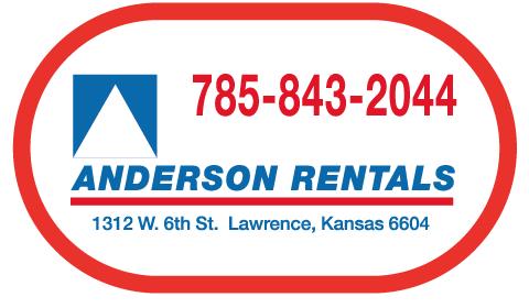 Anderson Rentals - 785-843-2044